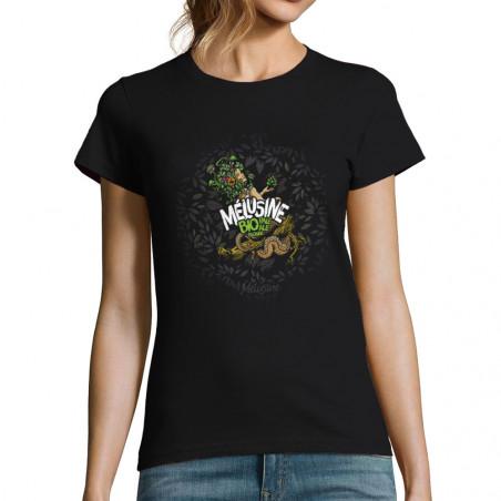 """T-shirt femme """"Mélusine Bio"""""""