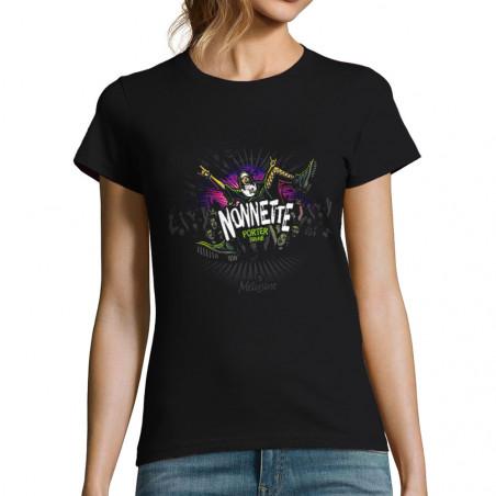 """T-shirt femme """"Nonnette"""""""
