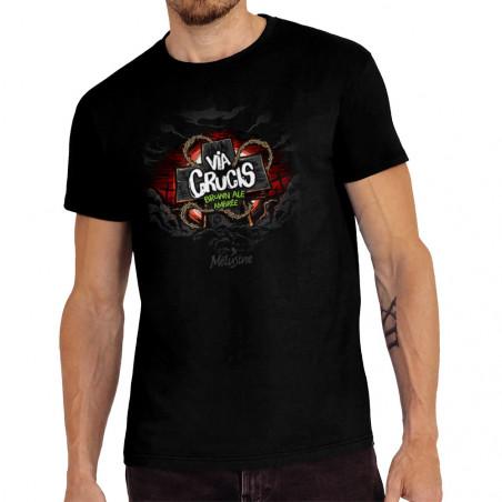 """Tee-shirt homme """"Via Crucis"""""""