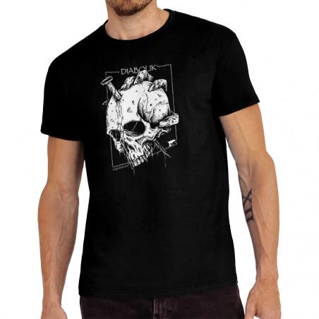 "Tee-shirt homme ""Nailed Skull"""
