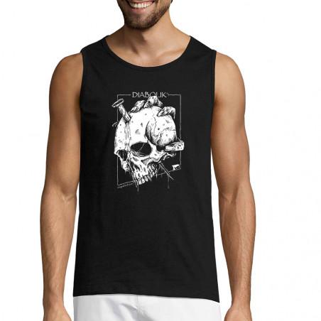 """Débardeur homme """"Nailed Skull"""""""