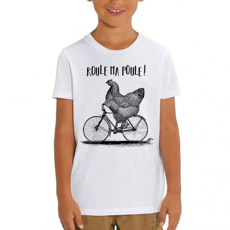 T-shirt enfant coton bio...