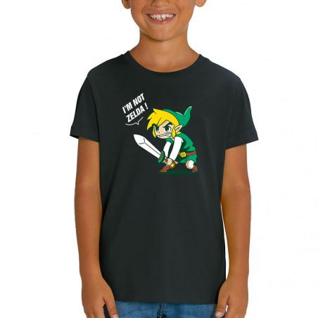 "T-shirt enfant coton bio ""I..."