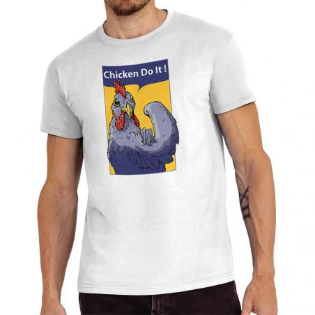 "Tee-shirt homme ""Chicken Do..."