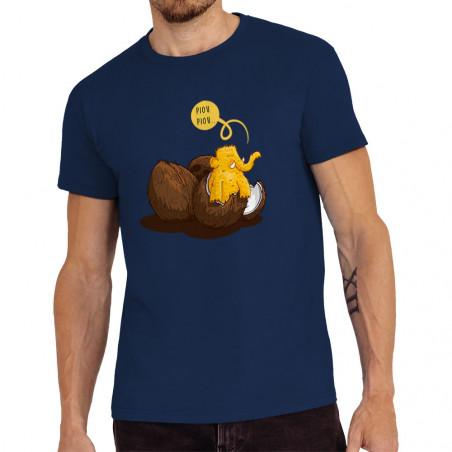 "Tee-shirt homme ""Piou Piou"""