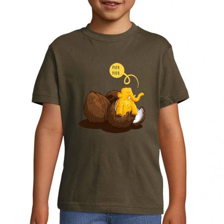 """Tee-shirt enfant """"Piou Piou"""""""