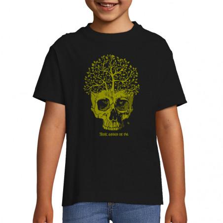 "Tee-shirt enfant ""Think..."