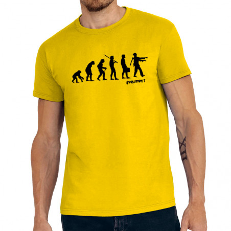 """Tee-shirt homme """"Zombie..."""