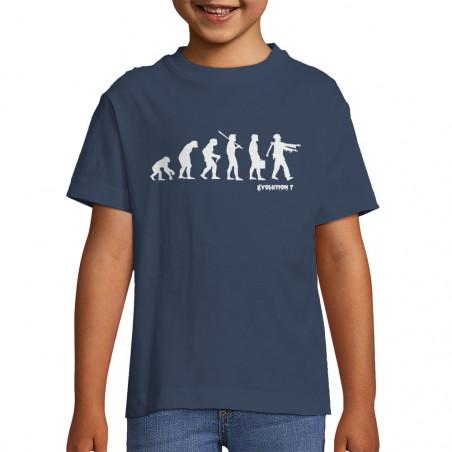 "Tee-shirt enfant ""Zombie..."