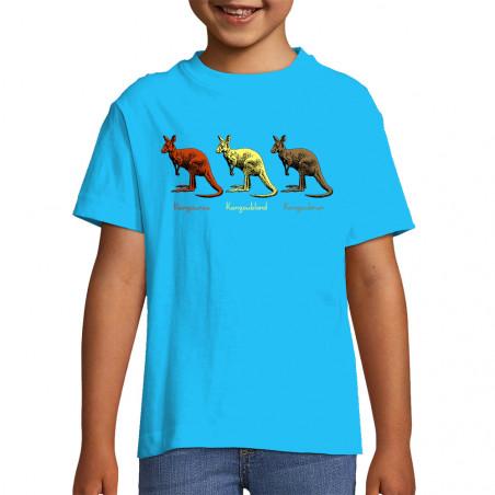 """Tee-shirt enfant """"Kangourou"""""""