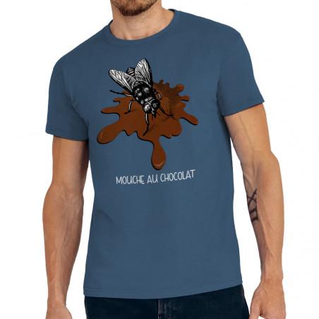 """Tee-shirt homme """"Mouche au..."""