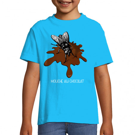 """Tee-shirt enfant """"Mouche au..."""
