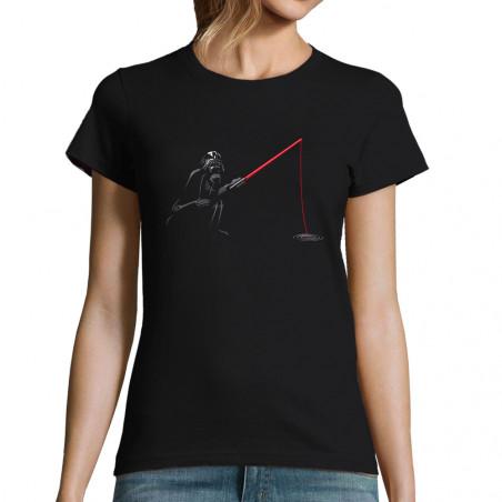 "T-shirt femme ""Dark Vador à..."