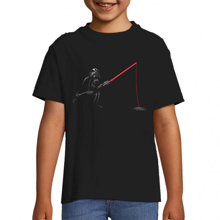 """Tee-shirt enfant """"Dark..."""