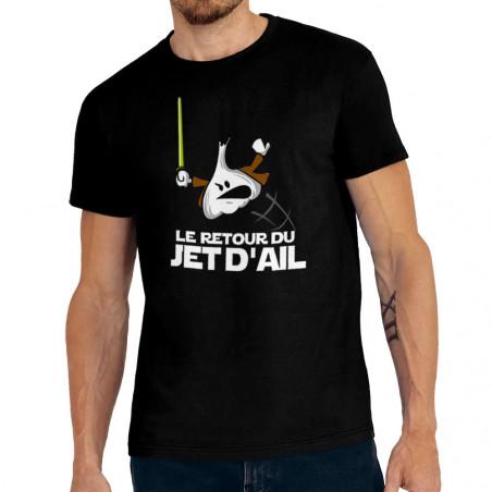 """Tee-shirt homme """"Retour du..."""