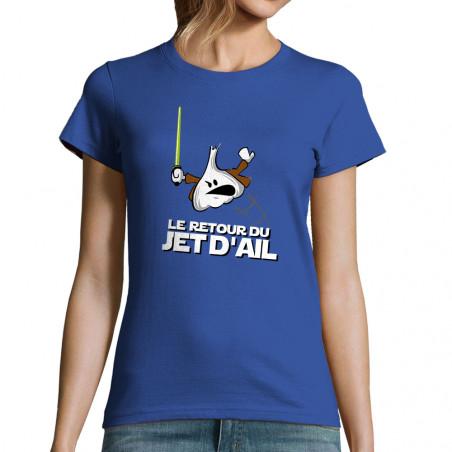 """T-shirt femme """"Retour du..."""