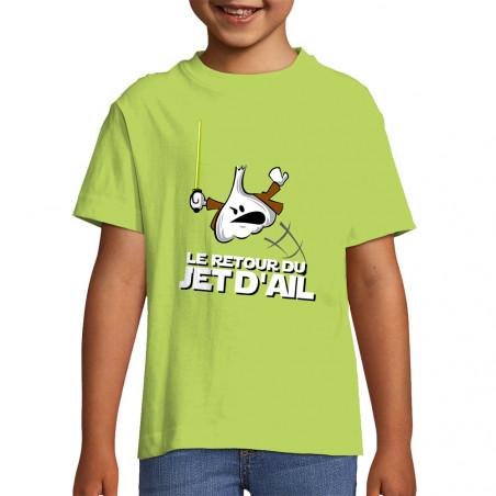 """Tee-shirt enfant """"Retour du..."""