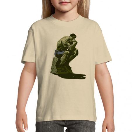 """Tee-shirt enfant """"Hulk..."""