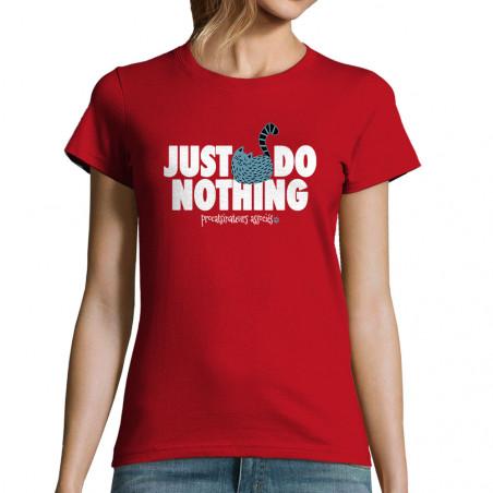 """T-shirt femme """"Just Do..."""