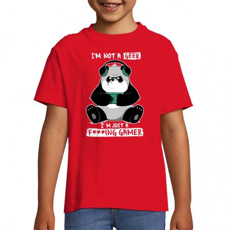 "Tee-shirt enfant ""Panda Not..."