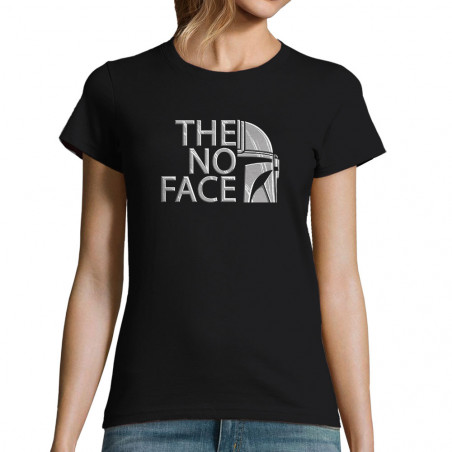 """T-shirt femme """"The No Face"""""""