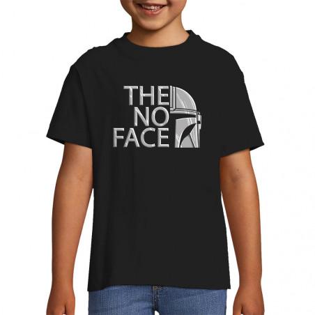 "Tee-shirt enfant ""The No Face"""