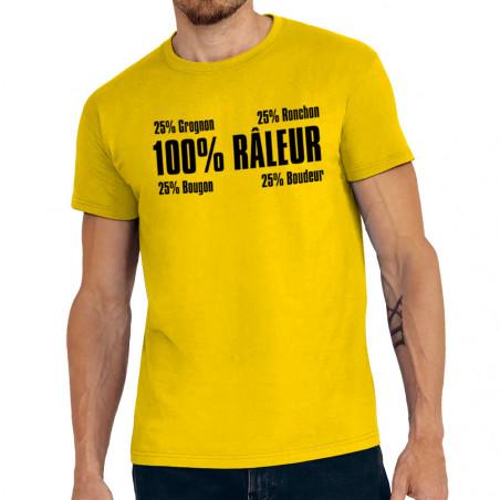 """Tee-shirt homme """"Râleur"""""""