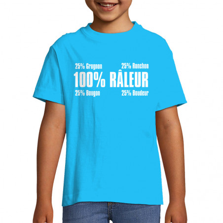 "Tee-shirt enfant ""Râleur"""