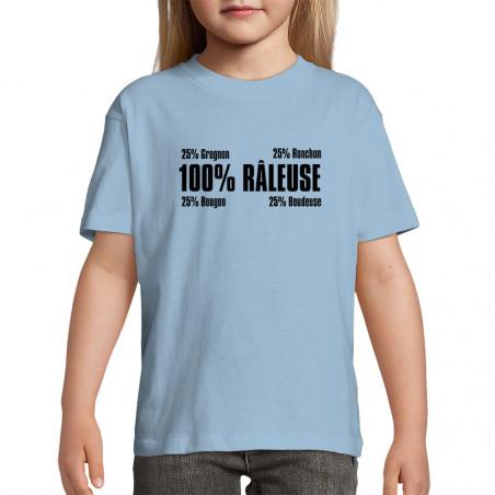 "Tee-shirt enfant ""Râleuse"""