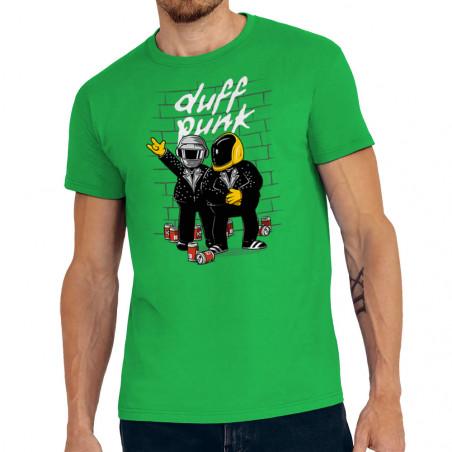 """Tee-shirt homme """"Duff Punk"""""""