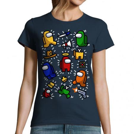 """T-shirt femme """"Impostor..."""