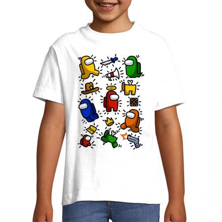 "Tee-shirt enfant ""Impostor..."