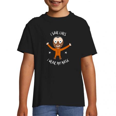 "Tee-shirt enfant ""Hannibal..."