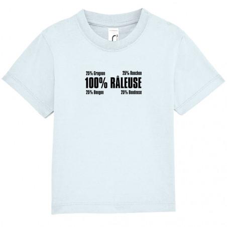 """Tee-shirt bébé """"Râleuse"""""""