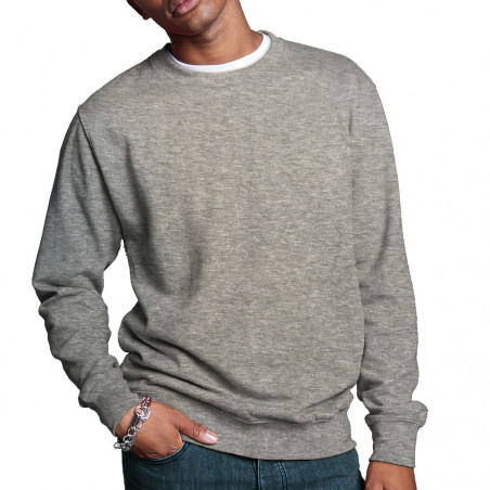 """Sweat homme col rond """"Vierge"""""""