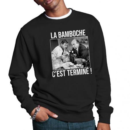 """Sweat homme col rond """"La..."""