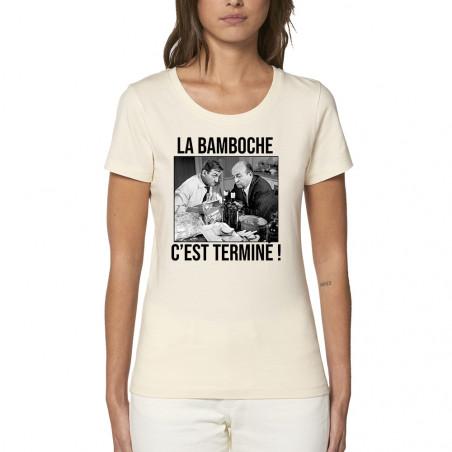 """T-shirt femme coton bio """"La..."""
