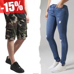 Pantalons / Shorts