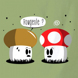 Rougeole ?