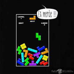 Tetris Et Merde