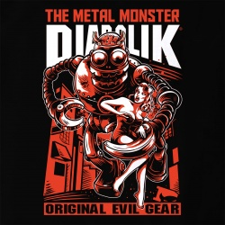 Diabolik - Metal Monster
