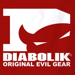 Diabolik - D Logo