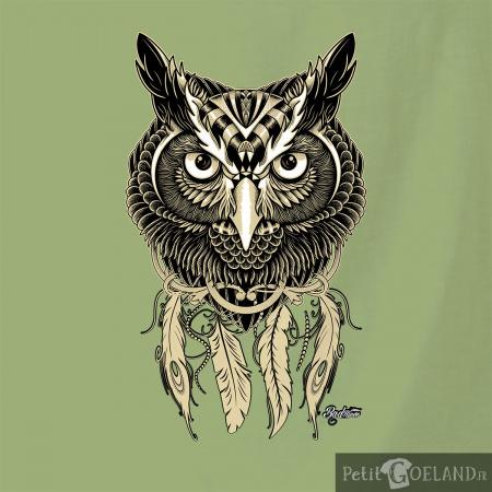 Bad River - Little Owl
