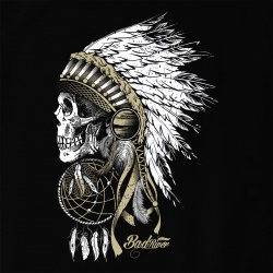Bad River - Chief Skull