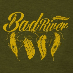 Bad River - Feathers