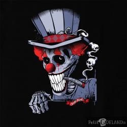 Santa Muerte - Smoking Clown