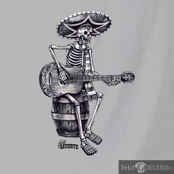 Santa Muerte - El Guitarrista
