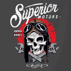 Copper Bones - Superior Motors