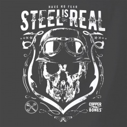 Copper Bones - Steel is Real
