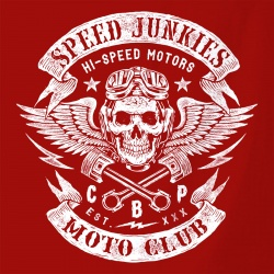 Copper Bones - Speed Junkies
